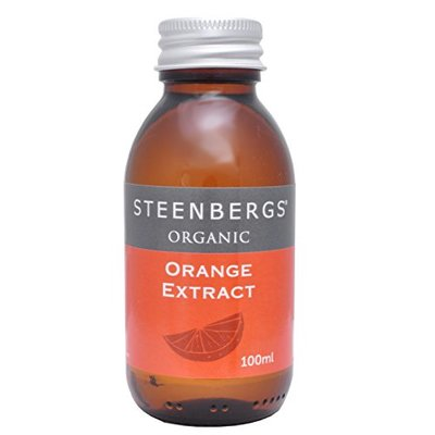 Steenbergs Organic Orange Extract, 100ml